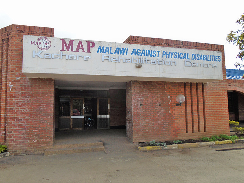 Malawi's Only Free Inpatient Rehabilitation Facility